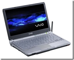 mini-Laptop-Sony-Vaio-Vgn